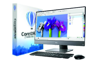 CorelDRAW STANDARD 2021 EDU PC1