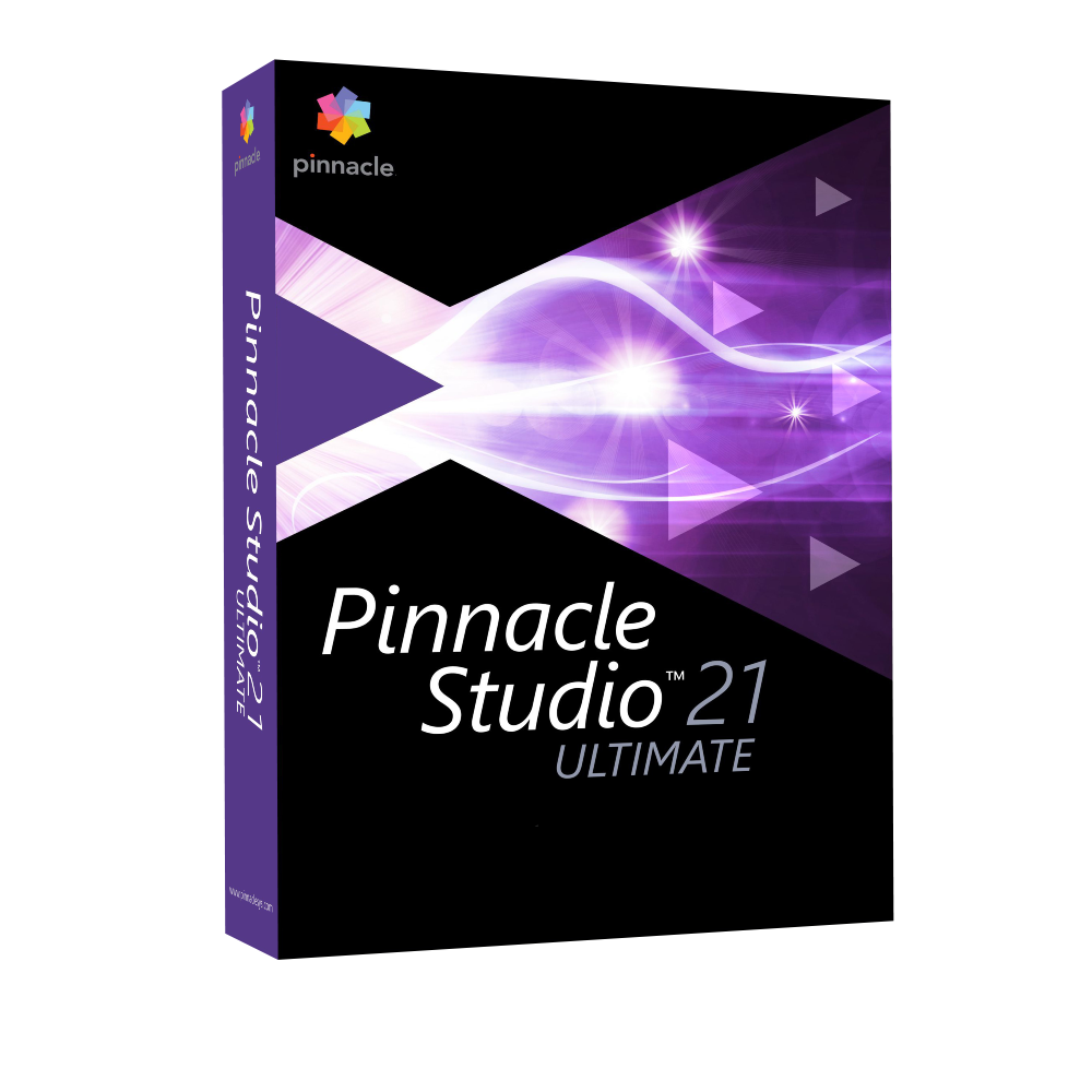 Pinnacle Studio 22 Ultimate CZE