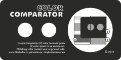 COLOR COMPARATOR