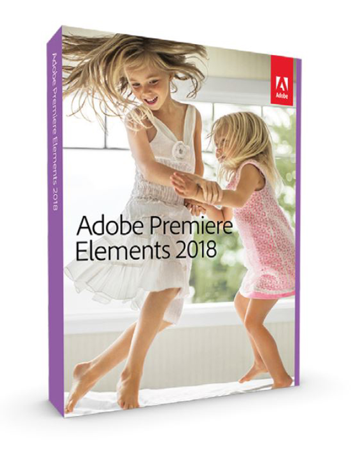 ADOBE PREMIERE ELEMENTS 2018 MAC ENG FULL