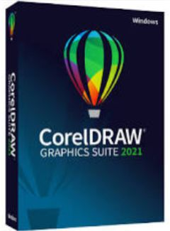 CorelDRAW GS 2021 BOX PC1