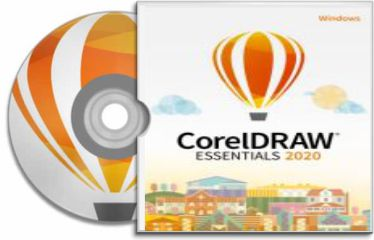 CorelDRAW ESSENTIALS 2020 MediaPACK