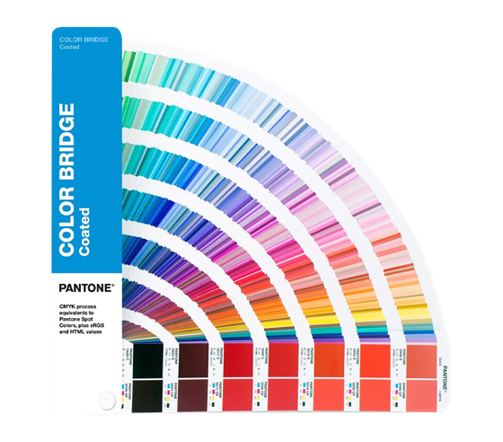 Akce PANTONE COLOR BRIDGE Coated