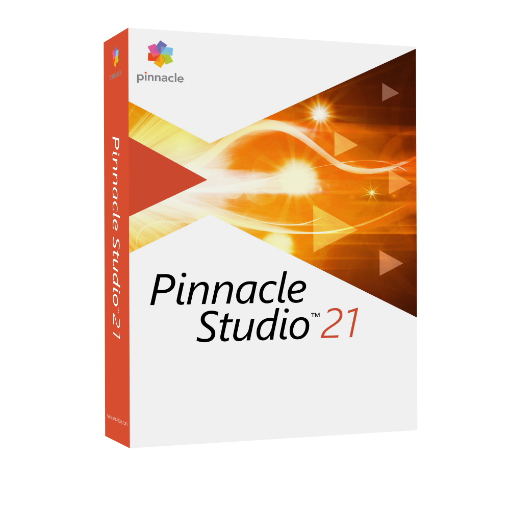 Pinnacle Studio 21 Standard CZE