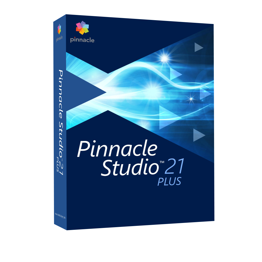 Pinnacle Studio 21 Plus CZE