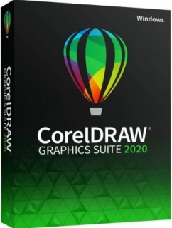 CorelDRAW GS 2020 BOX PLUS (SPECIAL) PC1