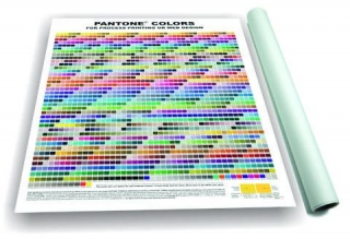PANTONE COLORS UNCOATED