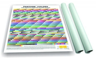 PANTONE COLORS  SADA COATED / UNCOATED