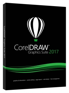 CorelDRAW GS 2017 (X9) EDU 1