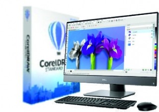 CorelDRAW STANDARD 2020 LIC PC1