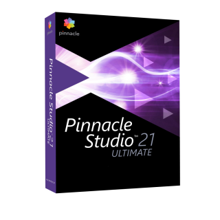 Pinnacle Studio 21 Ultimate CZE