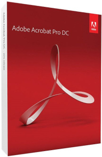 ADOBE Acrobat Std 2017 MAC ENG Full